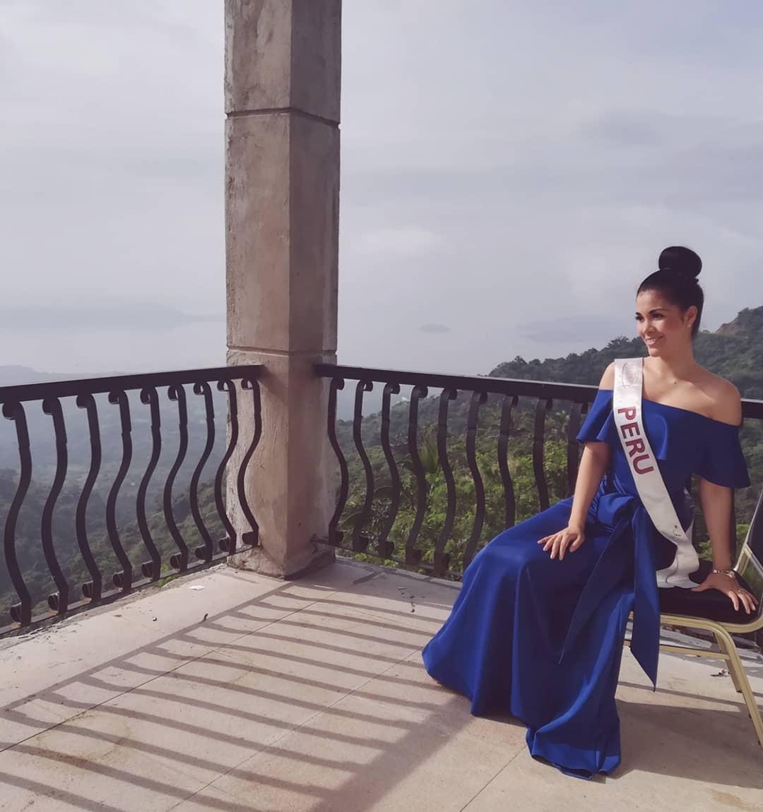 karen isabel rojas, miss tourism world peru 2019/top 20 de miss asia pacific international 2018/miss earth peru 2017. - Página 16 41853710
