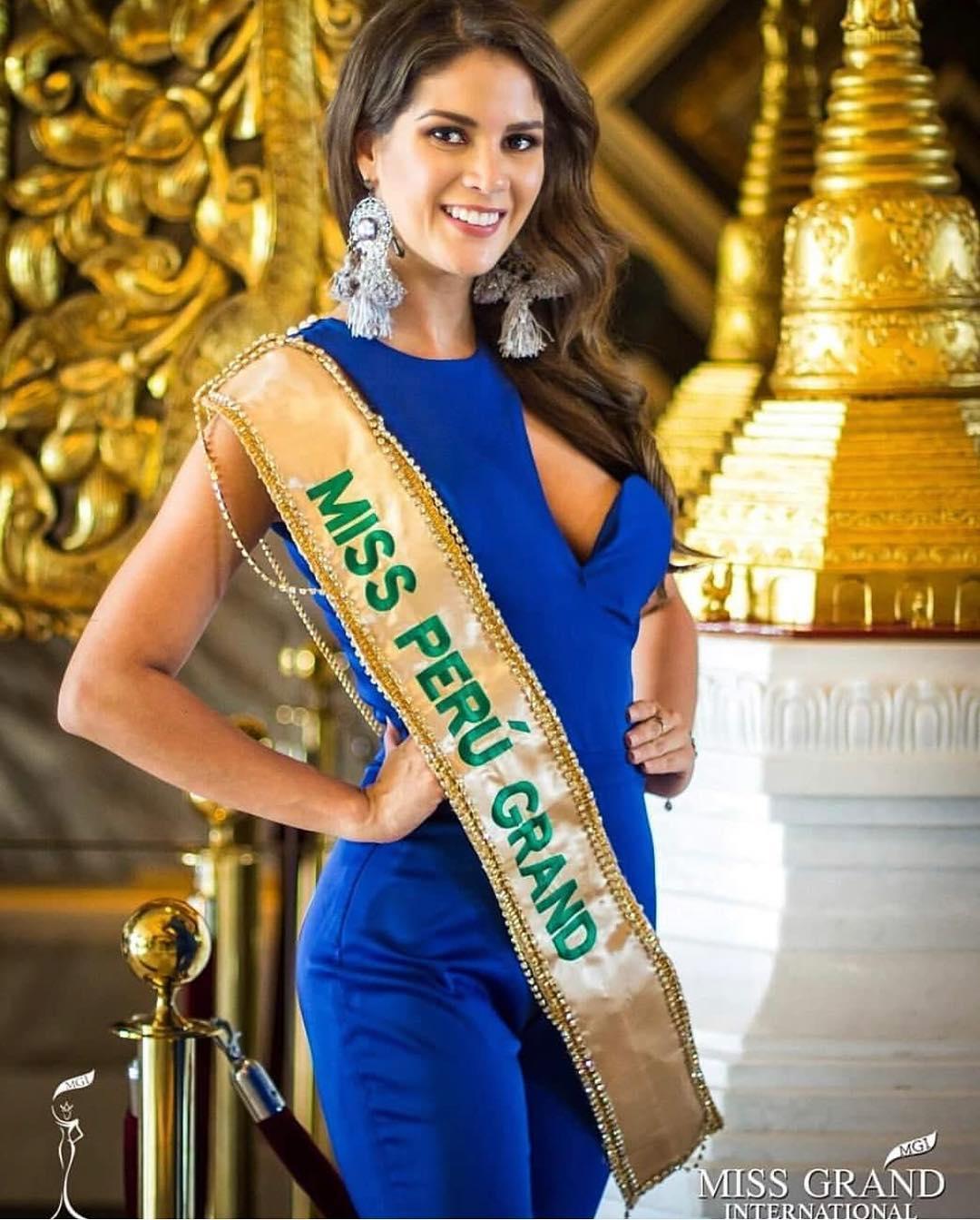 andrea moberg, top 20 de miss grand international 2018 (best national costume). - Página 4 41863710