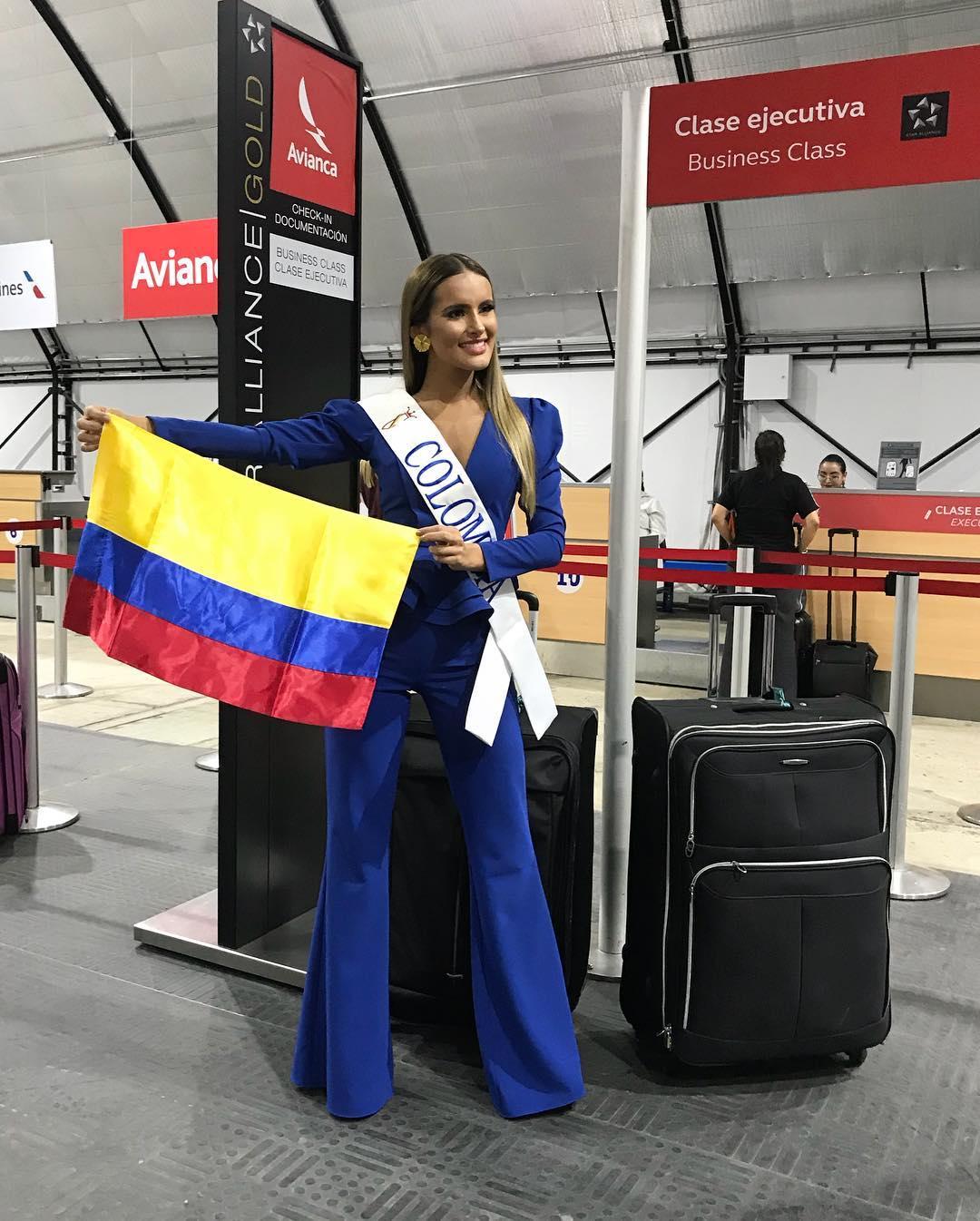 sheyla quizena, miss grand colombia 2018. - Página 2 41891010