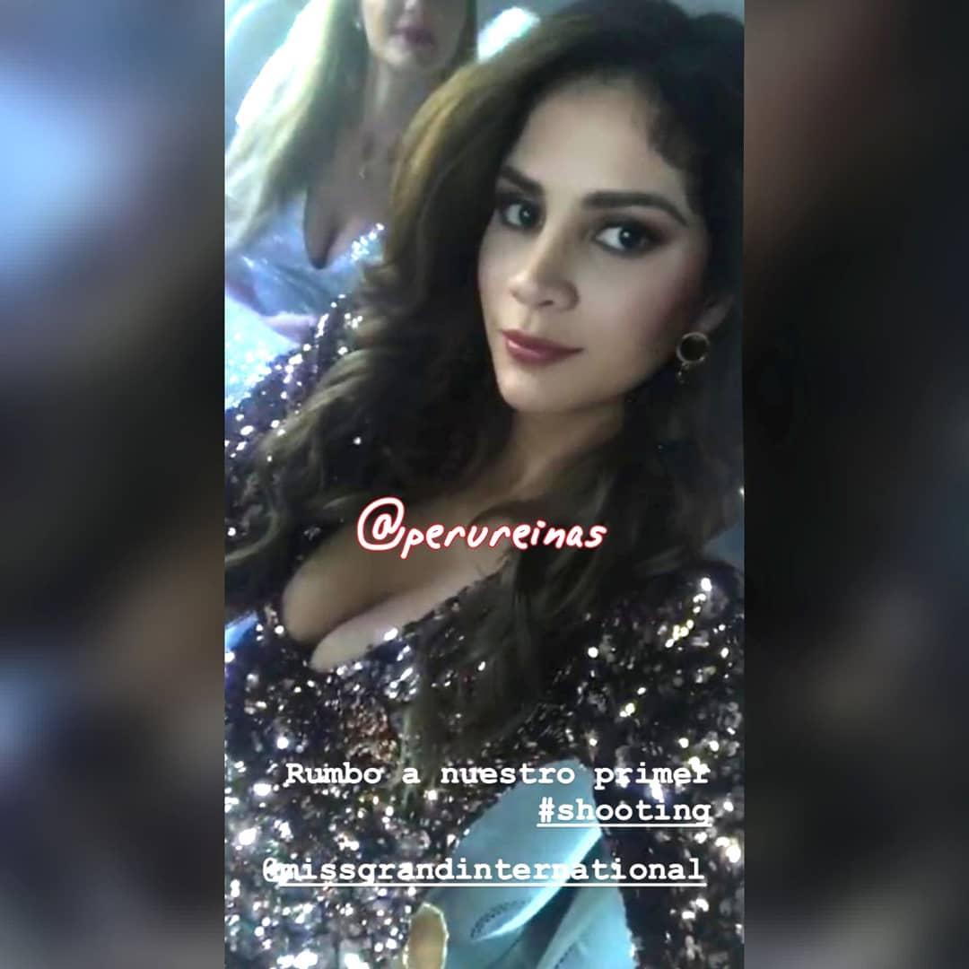 andrea moberg, top 20 de miss grand international 2018 (best national costume). - Página 4 41898810