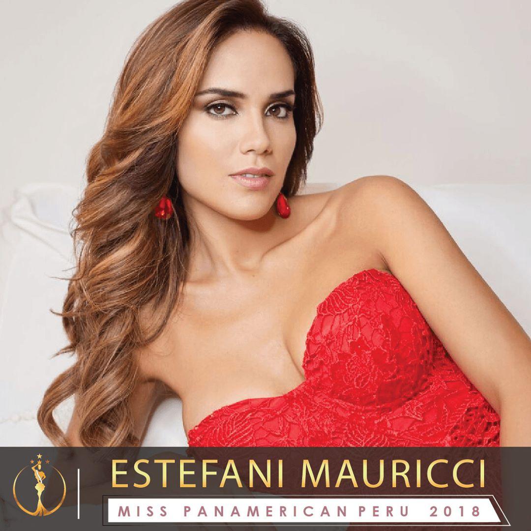 estefani mauricci, segunda finalista de miss panamerican international 2018. - Página 3 41921210