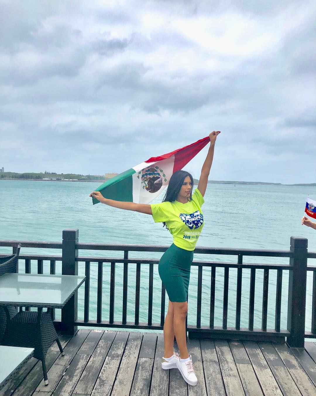 vanesa hernandez, top 15 de global charity queen 2018. - Página 2 41945010