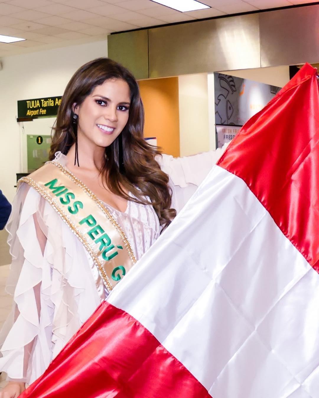andrea moberg, top 20 de miss grand international 2018 (best national costume). - Página 3 41971811