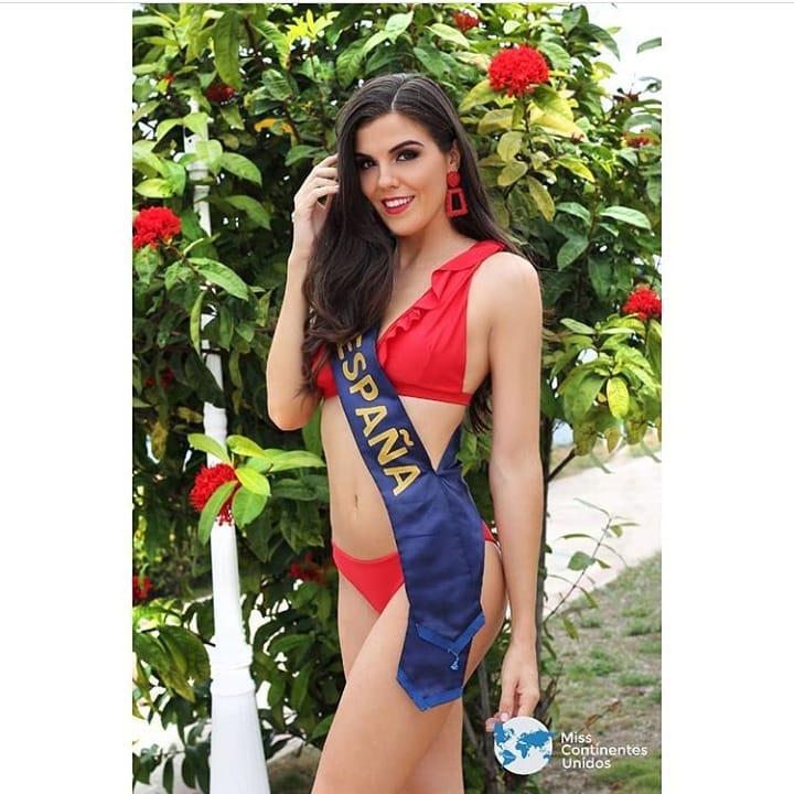 cynthia ruz lopez escobar, 3rd runner-up de miss continentes unidos 2018. - Página 4 41983210
