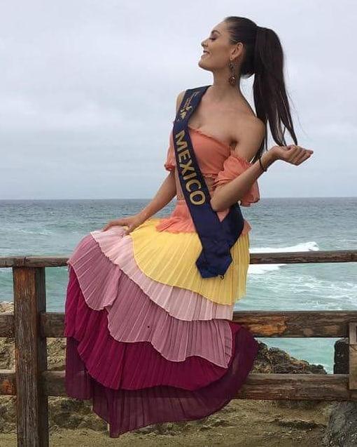 andrea saenz, miss continentes unidos 2018. - Página 4 41994110