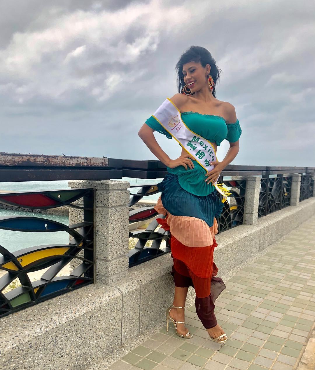 vanesa hernandez, top 15 de global charity queen 2018. - Página 3 42002811