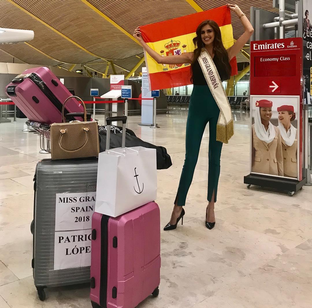 patricia lopez verdes, top 10 de miss grand international 2018. - Página 2 42002913