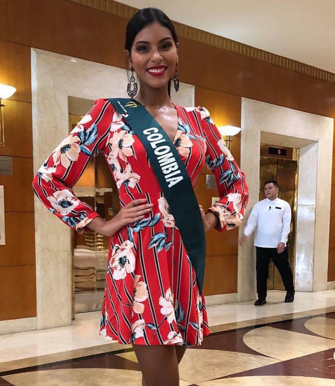 valeria ayos bossa, miss universe colombia 2021/miss water earth 2018. - Página 3 42003011
