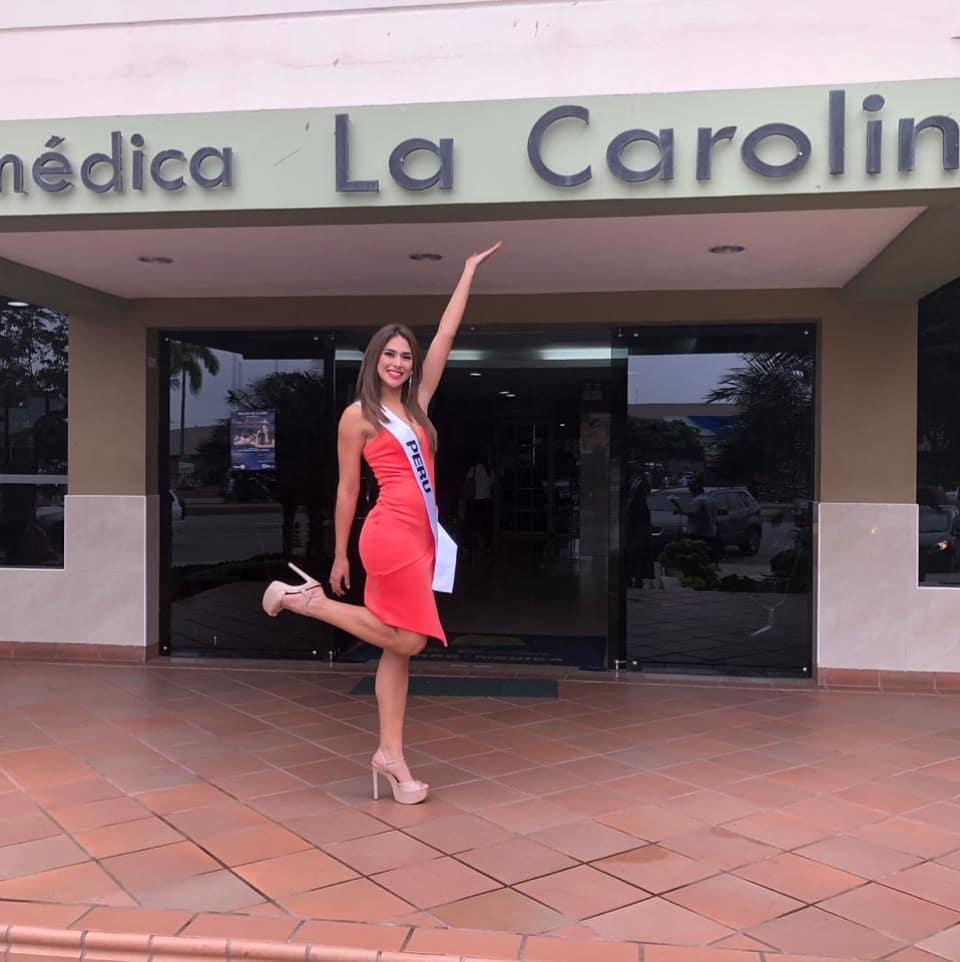 melody calderon, candidata a miss peru universo 2019/primera finalista reyna mundial banano 2018. - Página 2 42003110