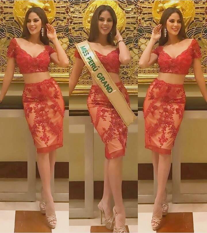 andrea moberg, top 20 de miss grand international 2018 (best national costume). - Página 5 42003114
