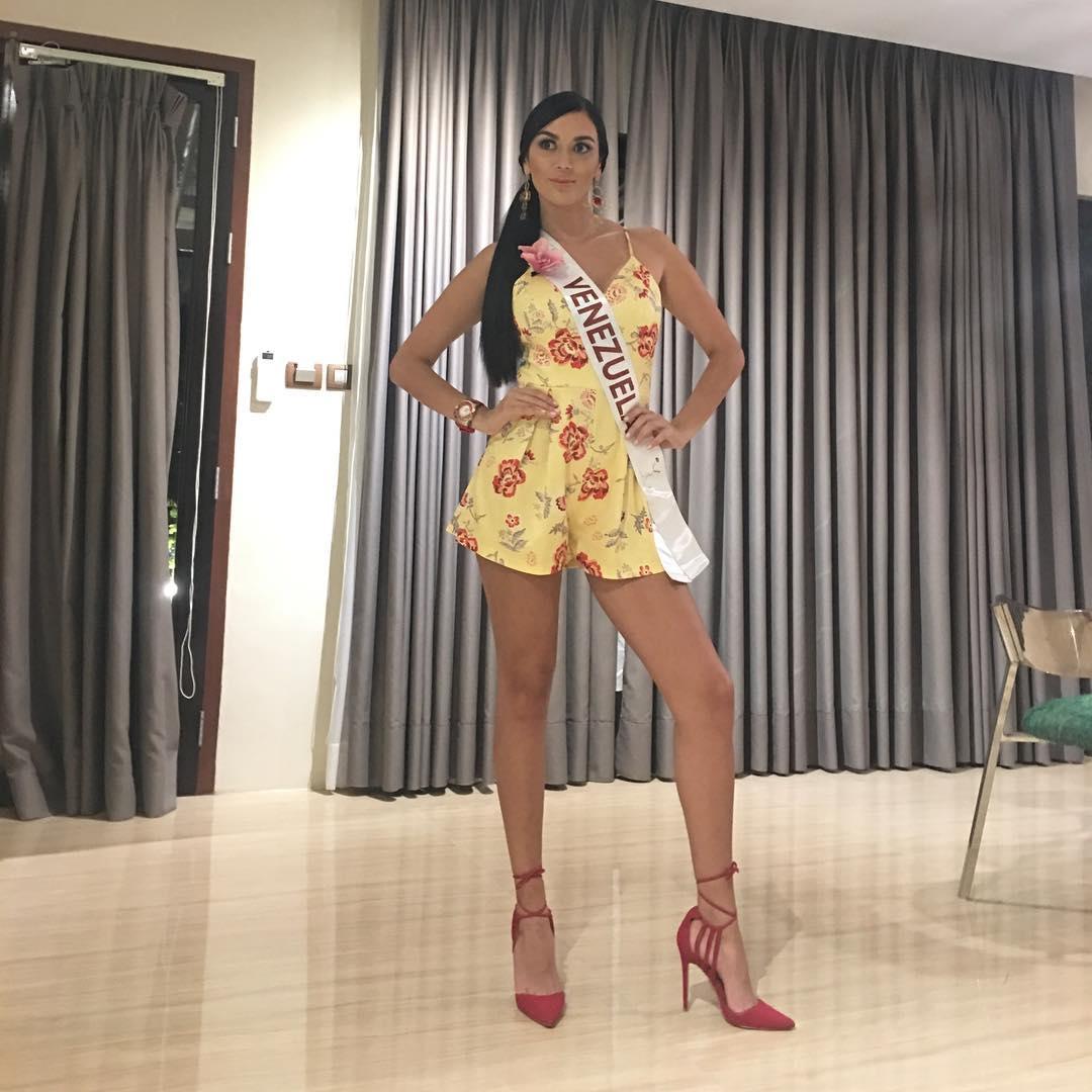 mariani chacon, 4th runner-up de miss asia pacific international 2018. - Página 5 42003210