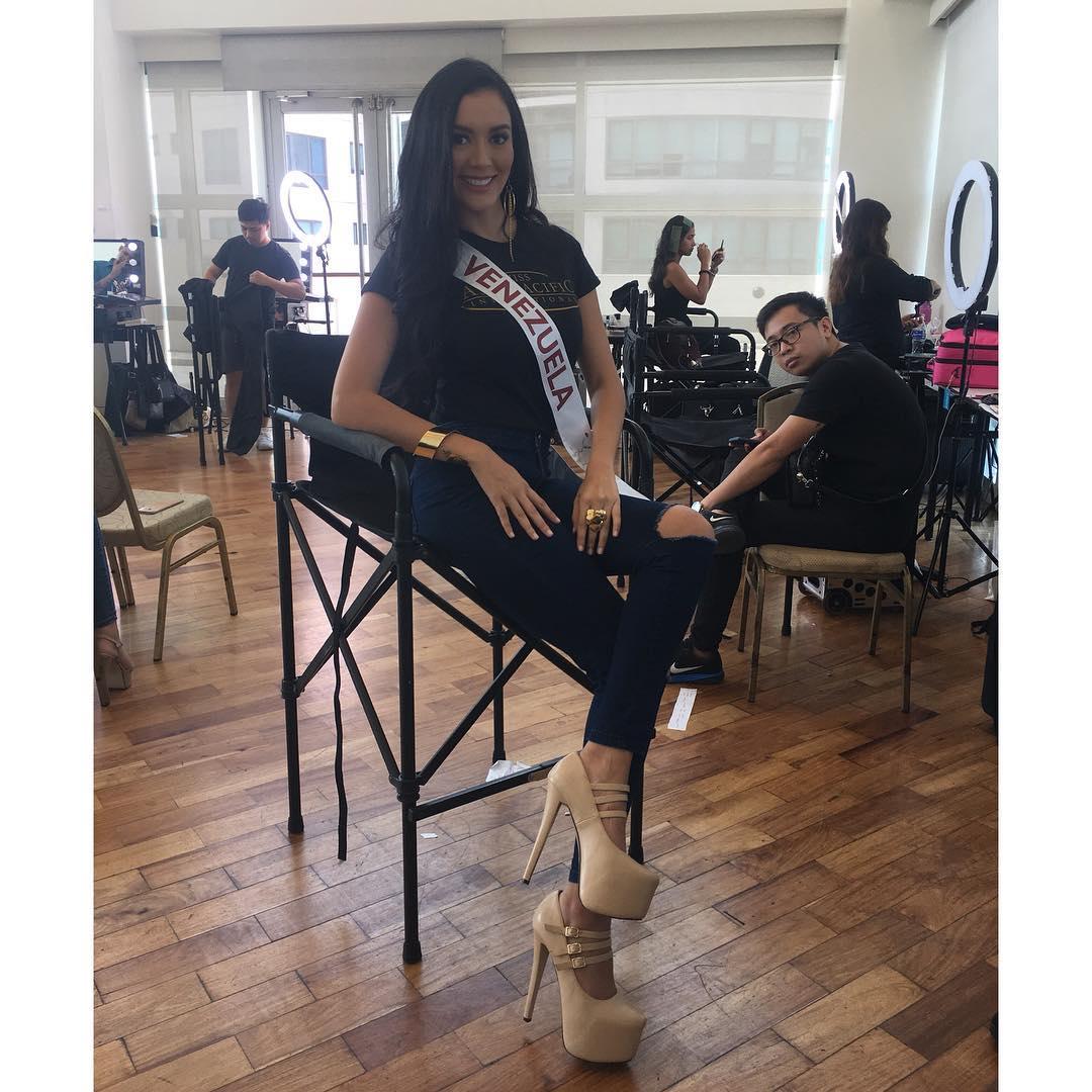 mariani chacon, 4th runner-up de miss asia pacific international 2018. - Página 2 42003311
