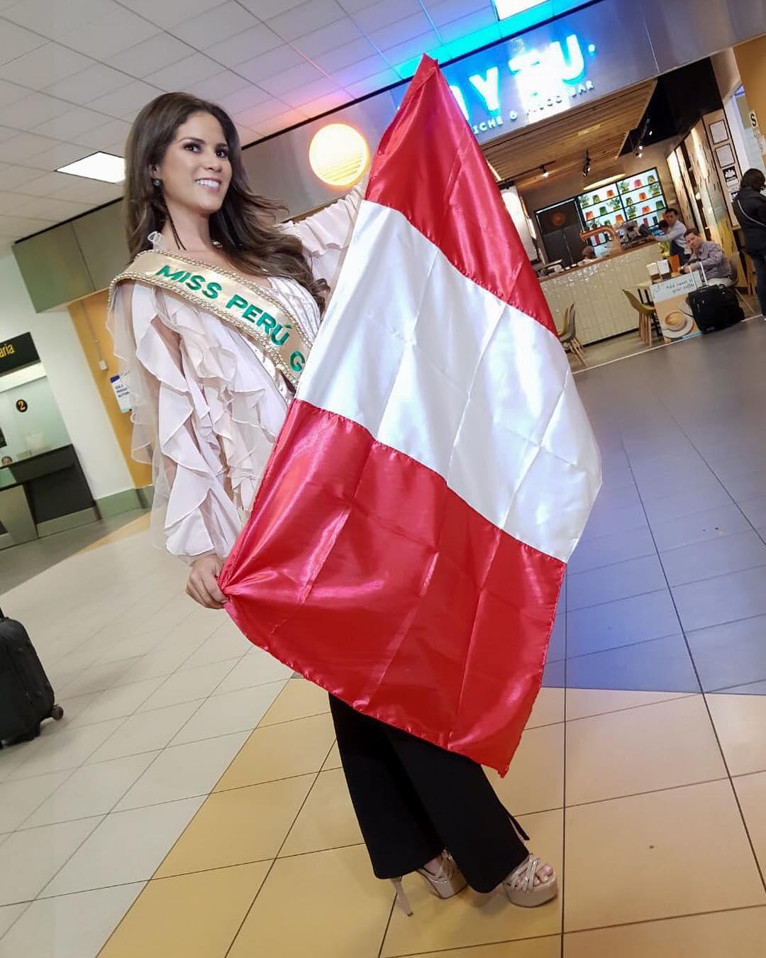 andrea moberg, top 20 de miss grand international 2018 (best national costume). - Página 3 42003610