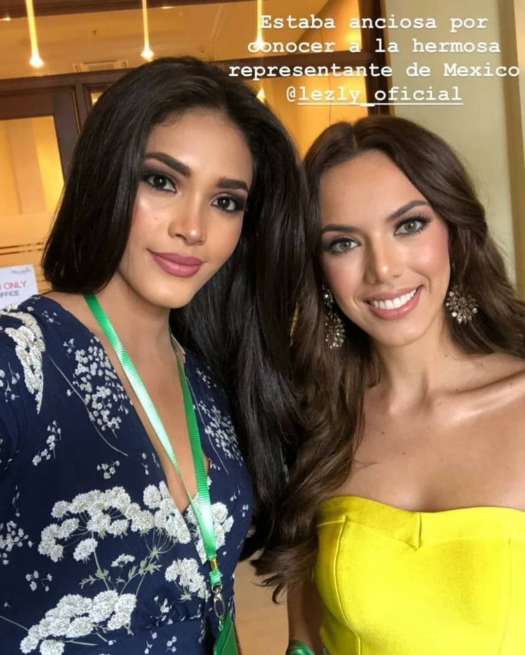 lezly diaz, top 10 de miss grand international 2018. - Página 6 42004010