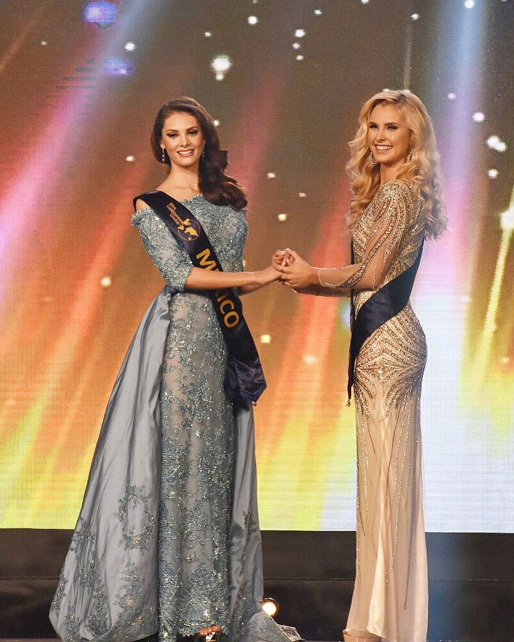 andrea saenz, miss continentes unidos 2018. - Página 5 42004110