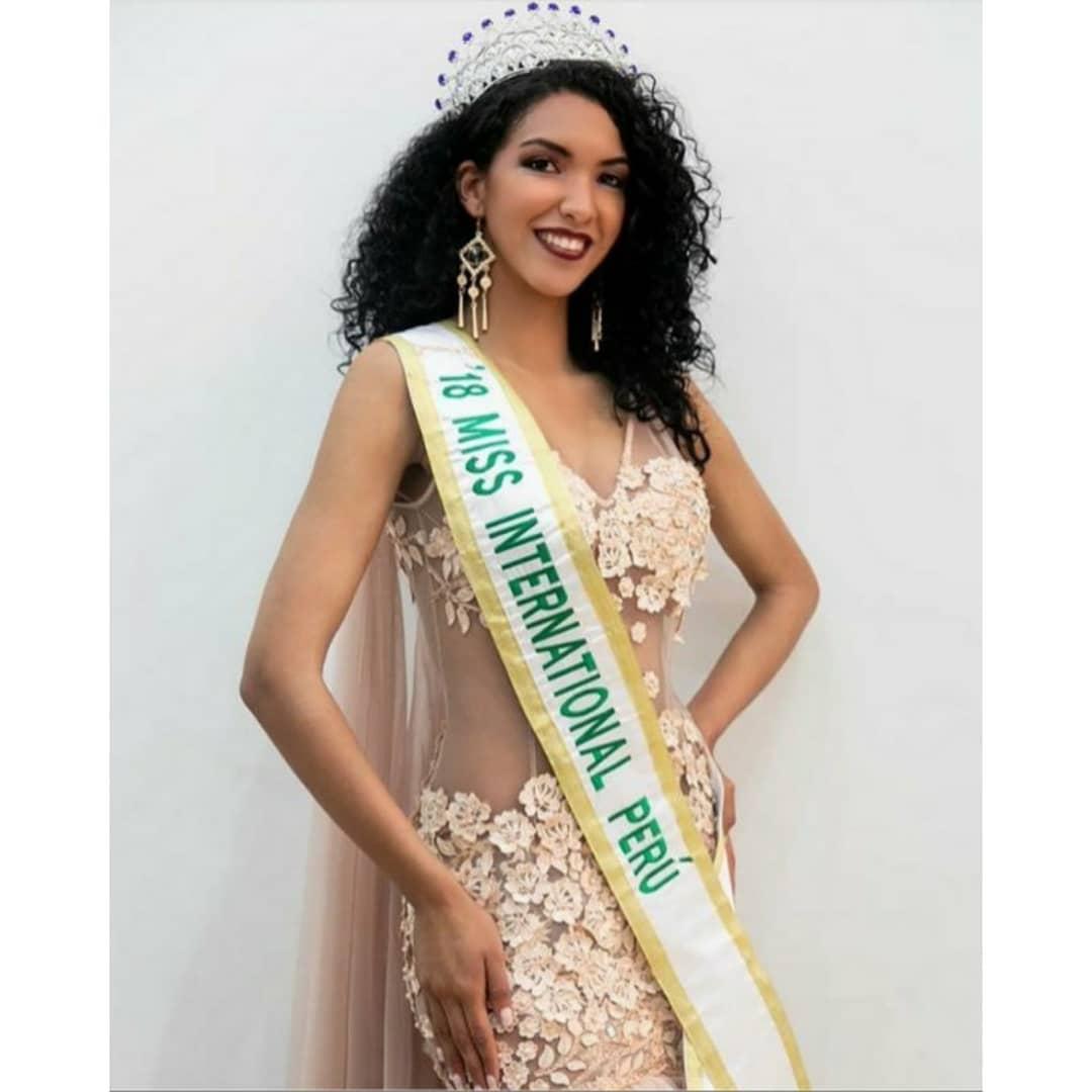 marelid elizabeth medina, miss peru internacional 2018. 42004210