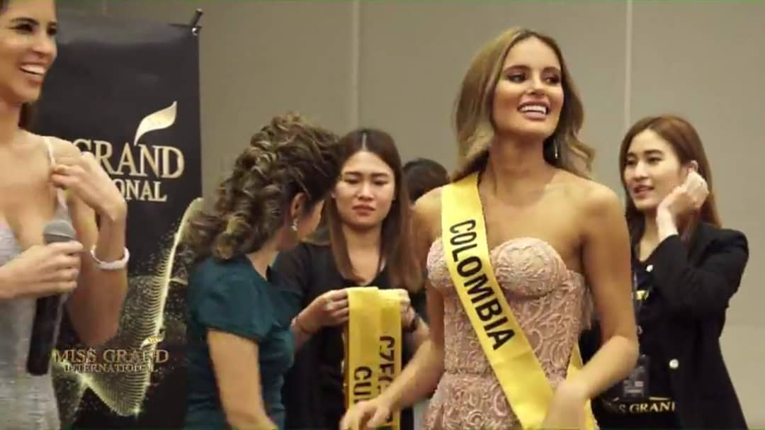 sheyla quizena, miss grand colombia 2018. - Página 2 42004211