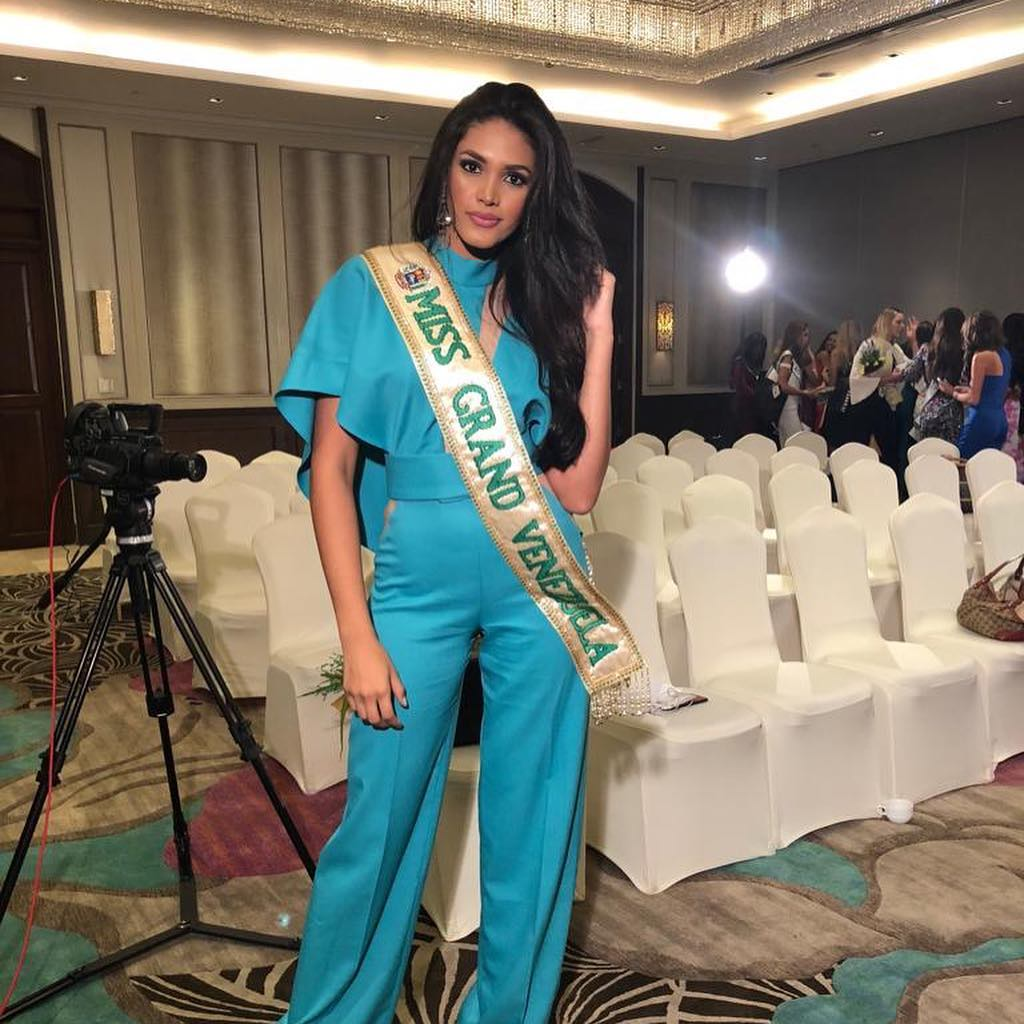 biliannis alvarez, top 10 de miss grand international 2018. - Página 5 42068510