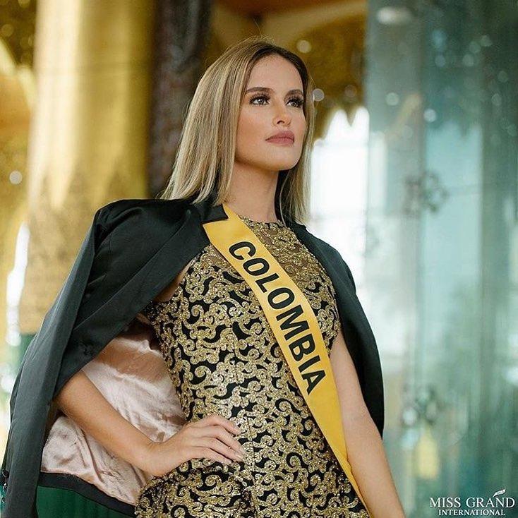 sheyla quizena, miss grand colombia 2018. - Página 3 42068813
