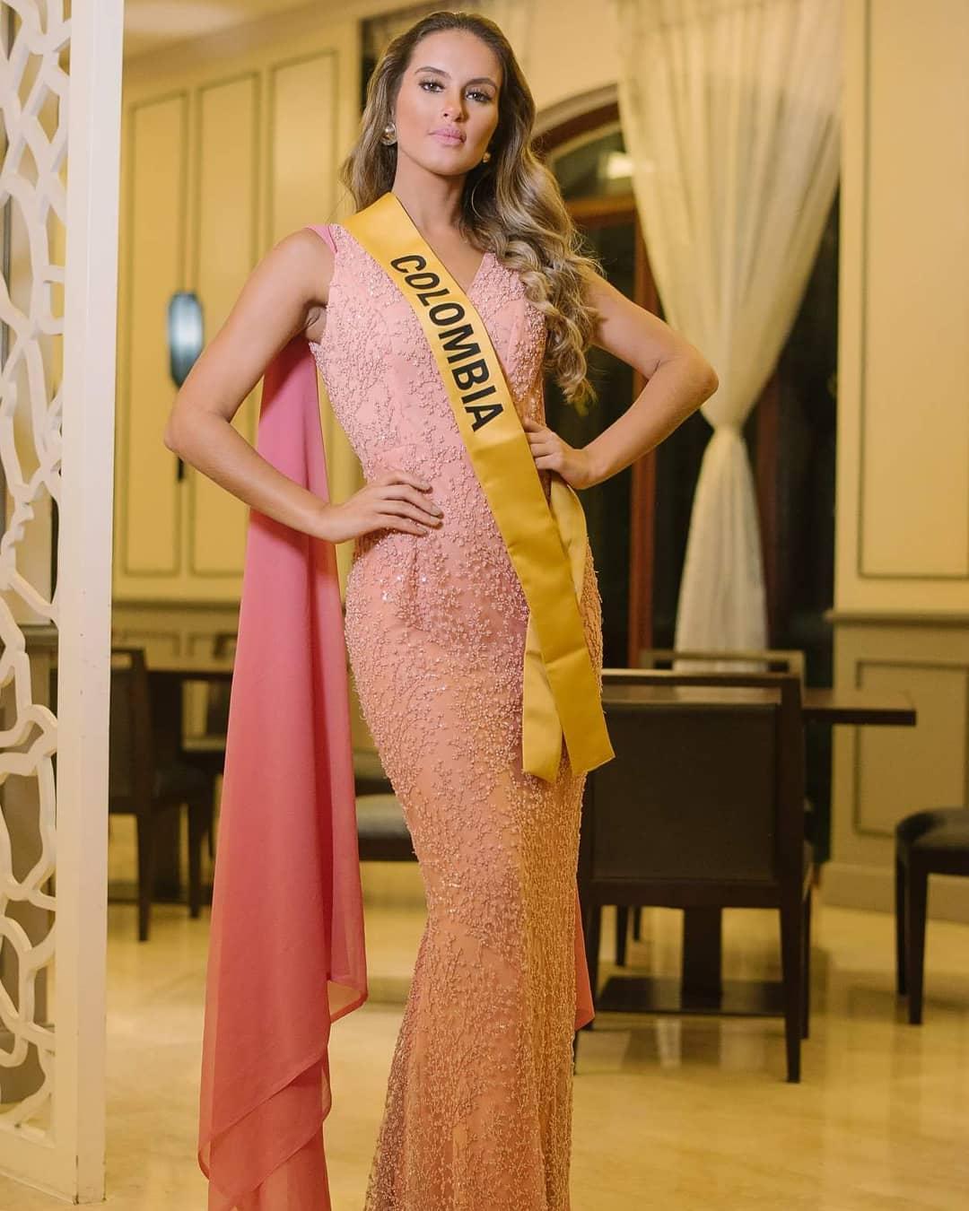 sheyla quizena, miss grand colombia 2018. - Página 3 42141212