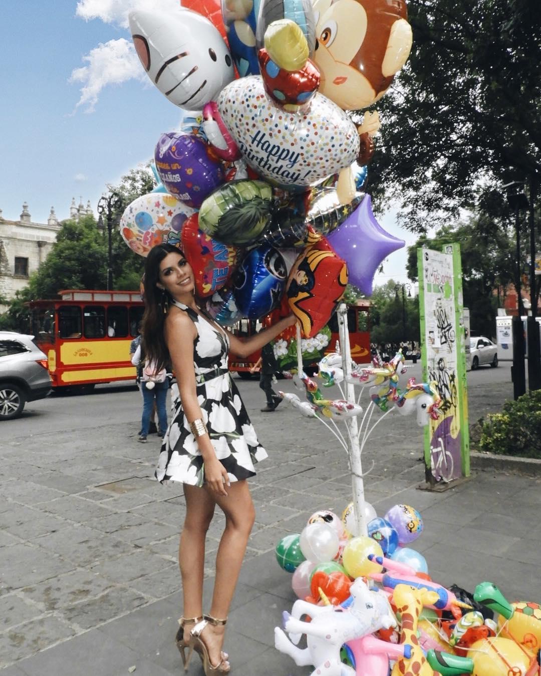 aranza molina, 1 finalista de reyna hispanoamericana 2018. - Página 3 42150410