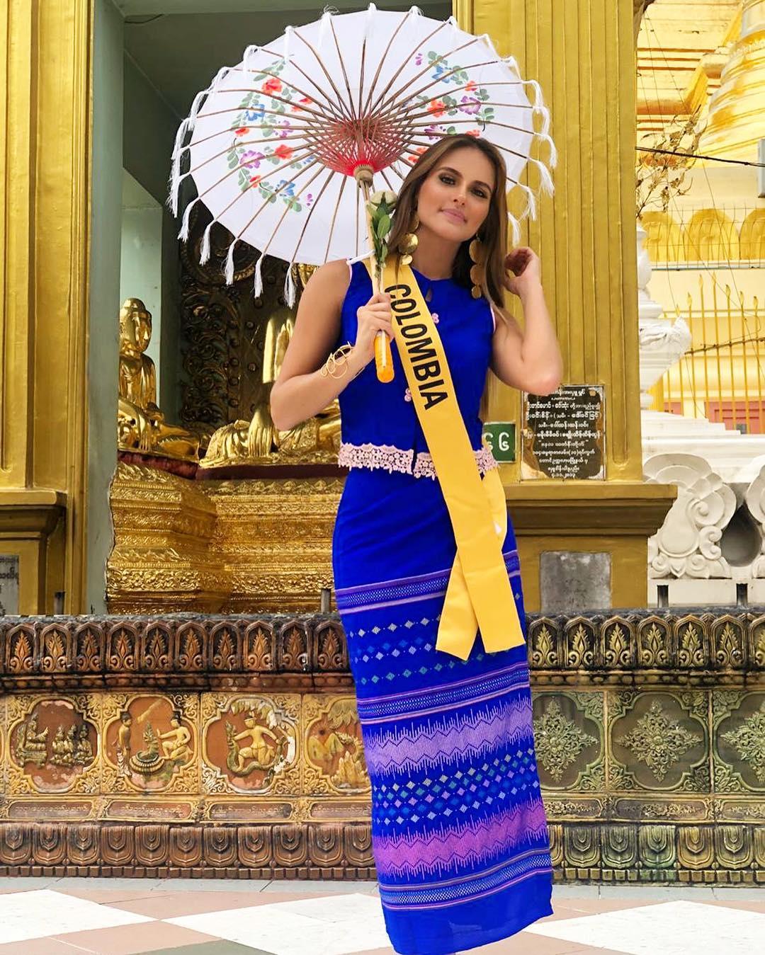 sheyla quizena, miss grand colombia 2018. - Página 5 42165210