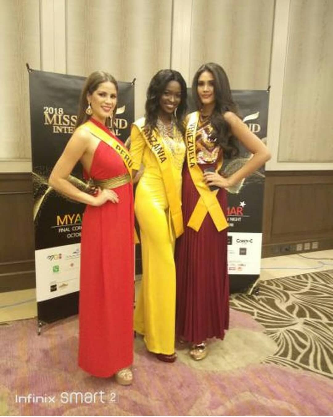 andrea moberg, top 20 de miss grand international 2018 (best national costume). - Página 4 42178810