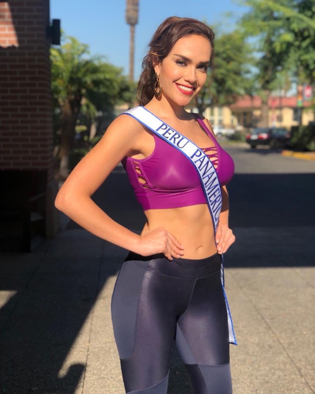 estefani mauricci, segunda finalista de miss panamerican international 2018. - Página 4 42188910