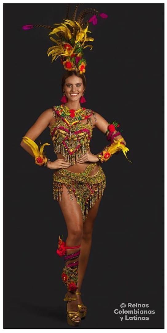 sheyla quizena, miss grand colombia 2018. - Página 5 42306112