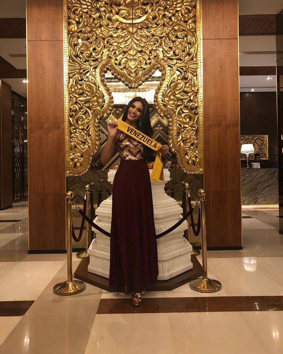 biliannis alvarez, top 10 de miss grand international 2018. - Página 5 42310510