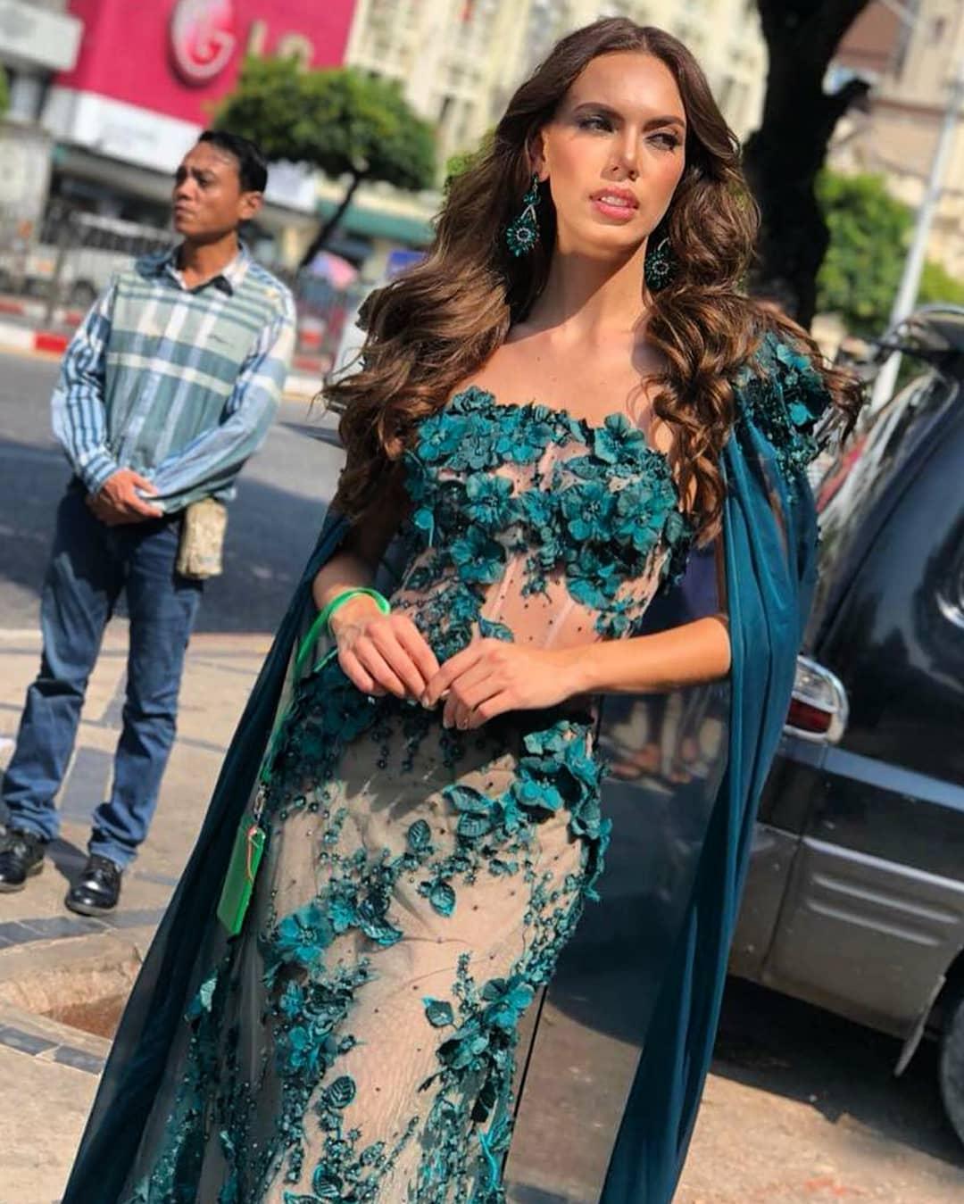 lezly diaz, top 10 de miss grand international 2018. - Página 6 42312311