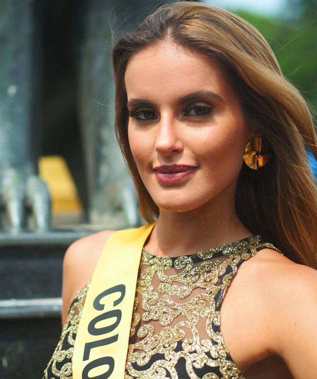 sheyla quizena, miss grand colombia 2018. - Página 3 42326010