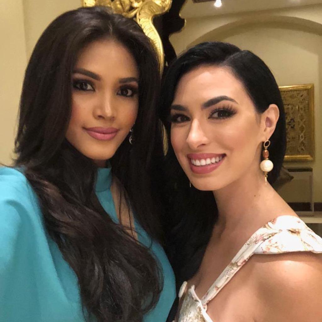 biliannis alvarez, top 10 de miss grand international 2018. - Página 4 42400610