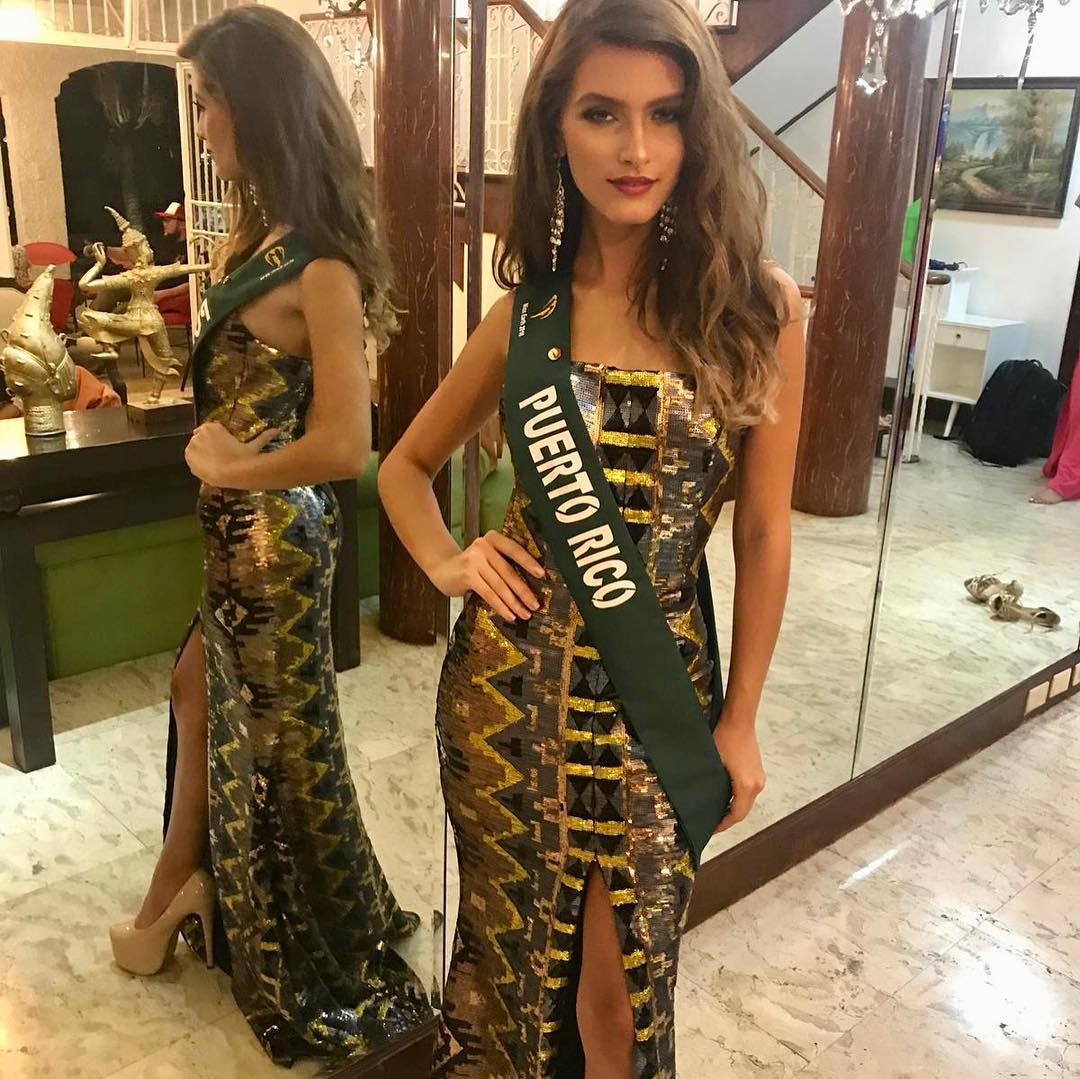 krystal xamairy, miss earth puerto rico 2018. - Página 4 42412210