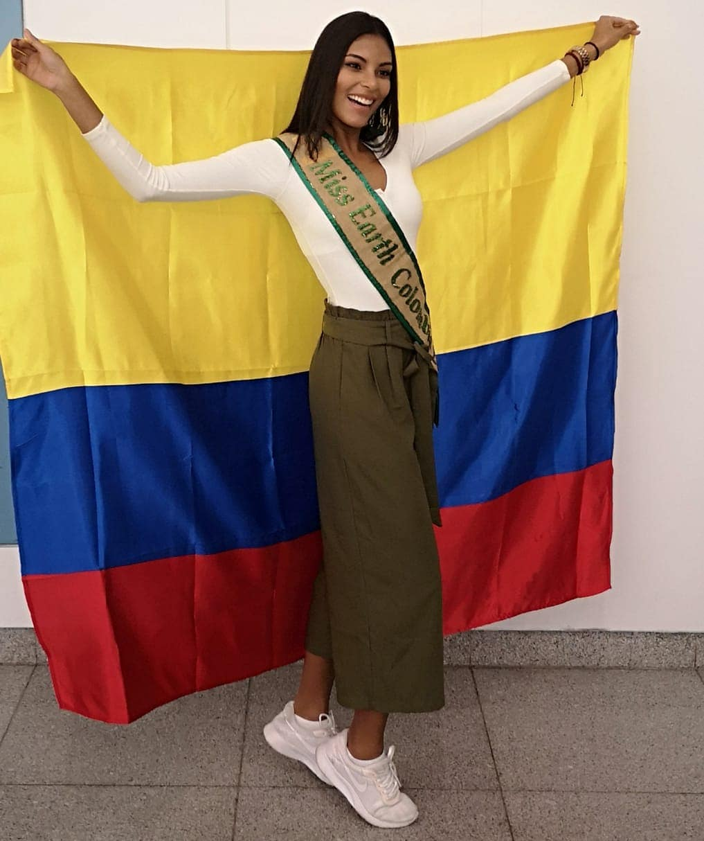 valeria ayos bossa, miss water earth 2018. - Página 2 42429010