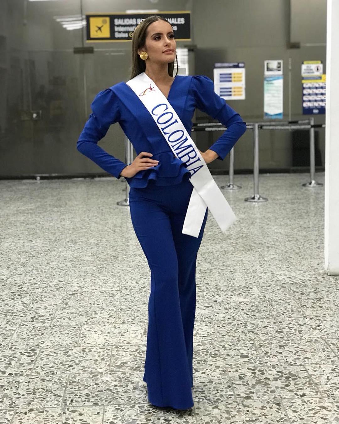 sheyla quizena, miss grand colombia 2018. - Página 2 42437510