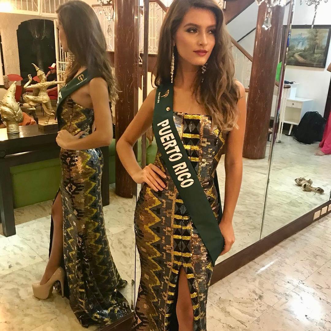 krystal xamairy, miss earth puerto rico 2018. - Página 4 42454210