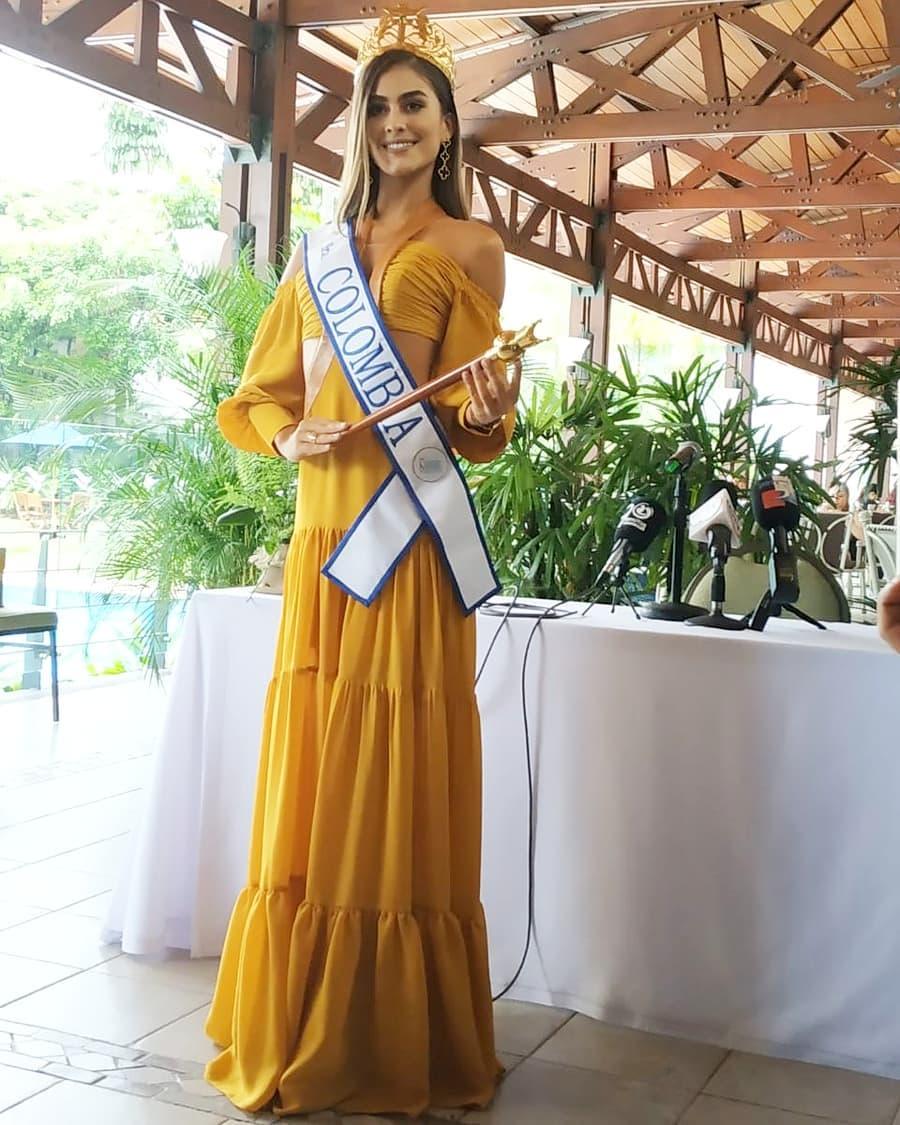 valeria morales, miss colombia universo 2018. - Página 6 42471612