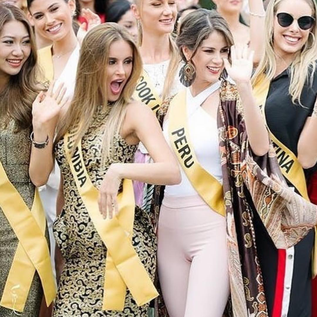 sheyla quizena, miss grand colombia 2018. - Página 3 42484911
