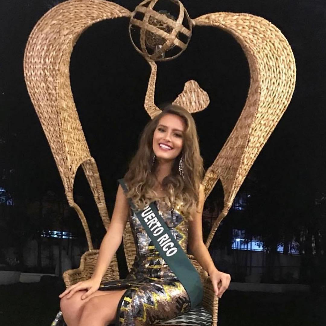 krystal xamairy, miss earth puerto rico 2018. - Página 4 42499710