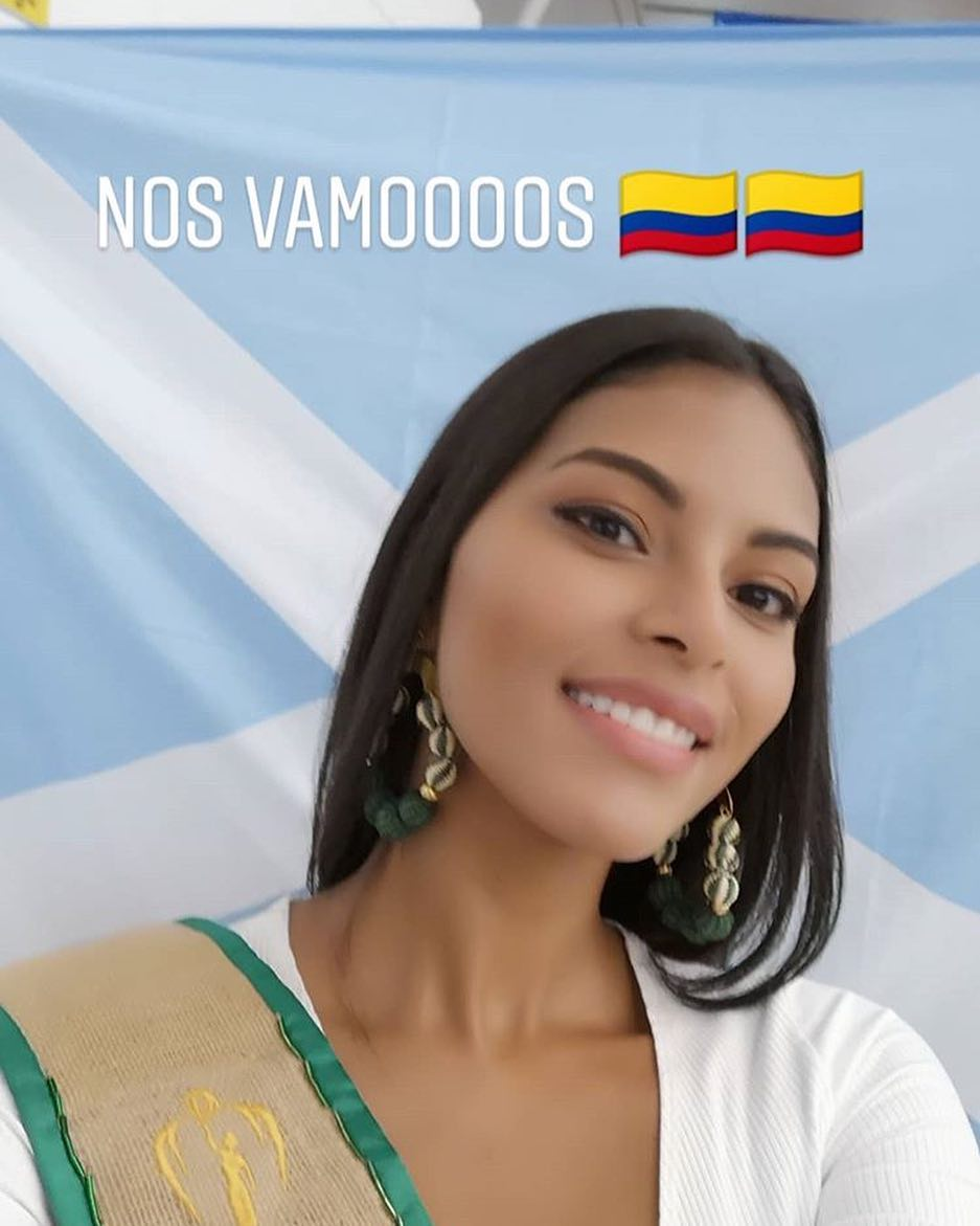 valeria ayos bossa, miss water earth 2018. - Página 2 42515410