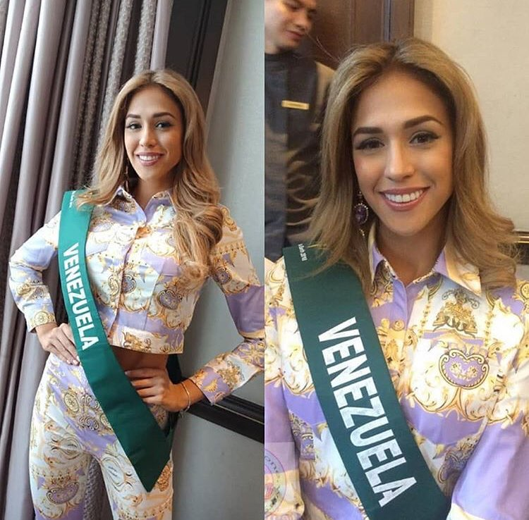 diana silva, top 8 de miss earth 2018/miss city tourism world 2017. - Página 6 42522310