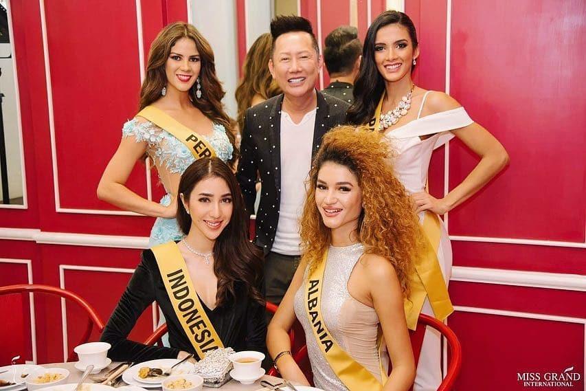 andrea moberg, top 20 de miss grand international 2018 (best national costume). - Página 5 42530410