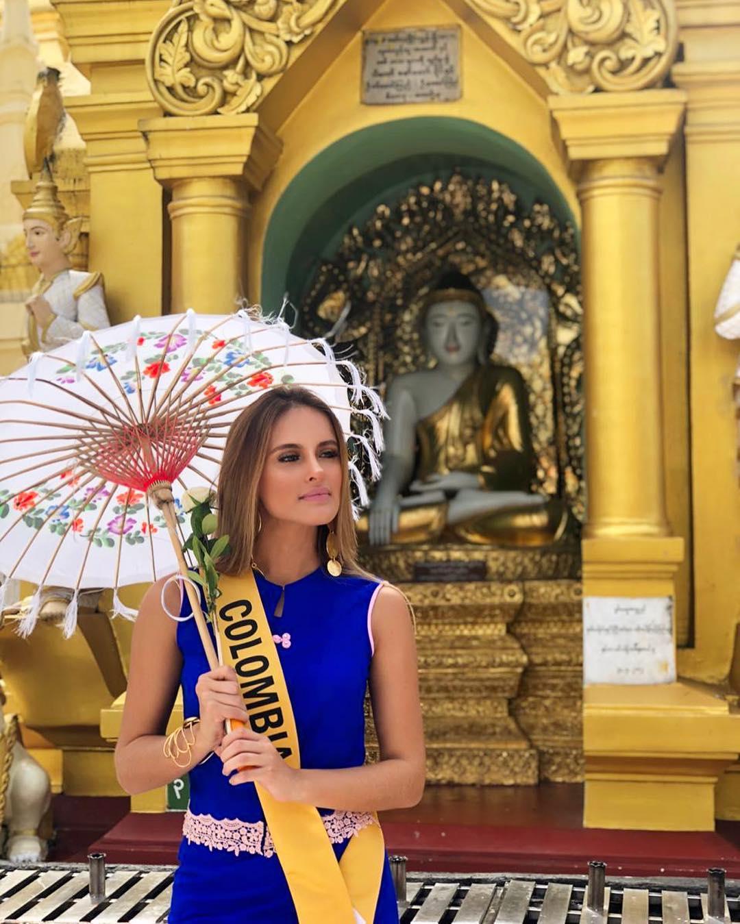 sheyla quizena, miss grand colombia 2018. - Página 5 42556710