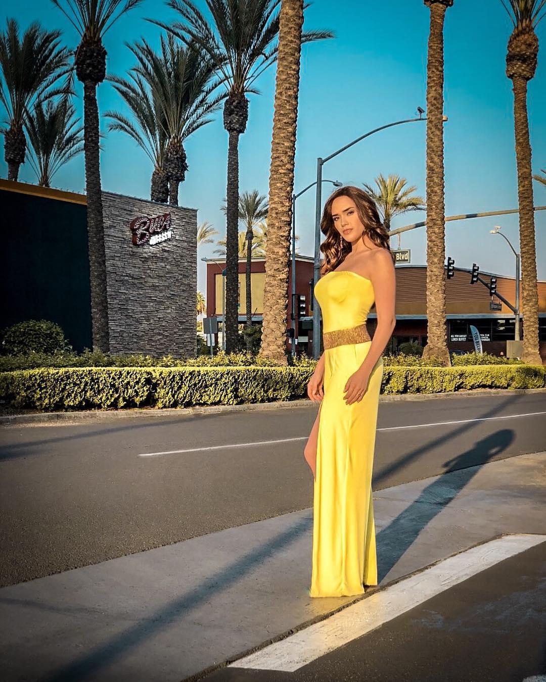 estefani mauricci, segunda finalista de miss panamerican international 2018. - Página 3 42631710