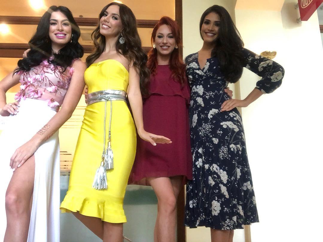 lezly diaz, top 10 de miss grand international 2018. - Página 5 42632010