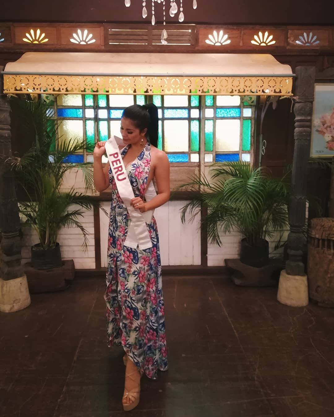 karen isabel rojas, miss tourism world peru 2019/top 20 de miss asia pacific international 2018/miss earth peru 2017. - Página 16 42641510