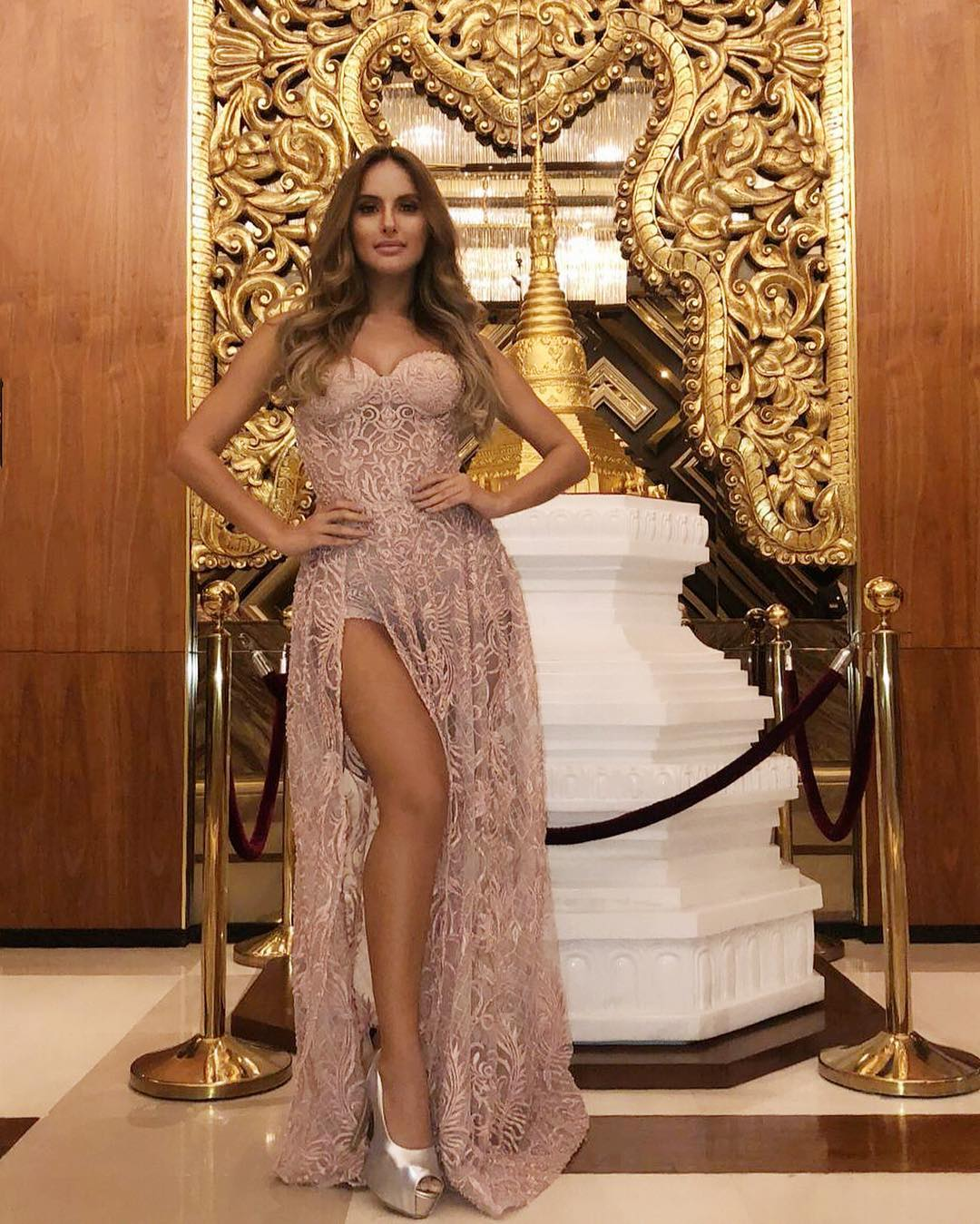 sheyla quizena, miss grand colombia 2018. - Página 3 42671710