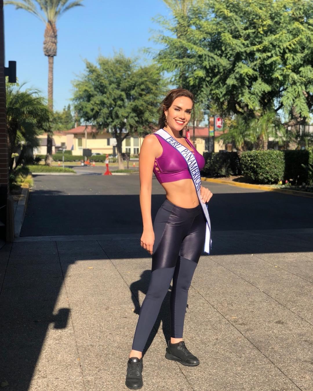 estefani mauricci, segunda finalista de miss panamerican international 2018. - Página 4 42699911