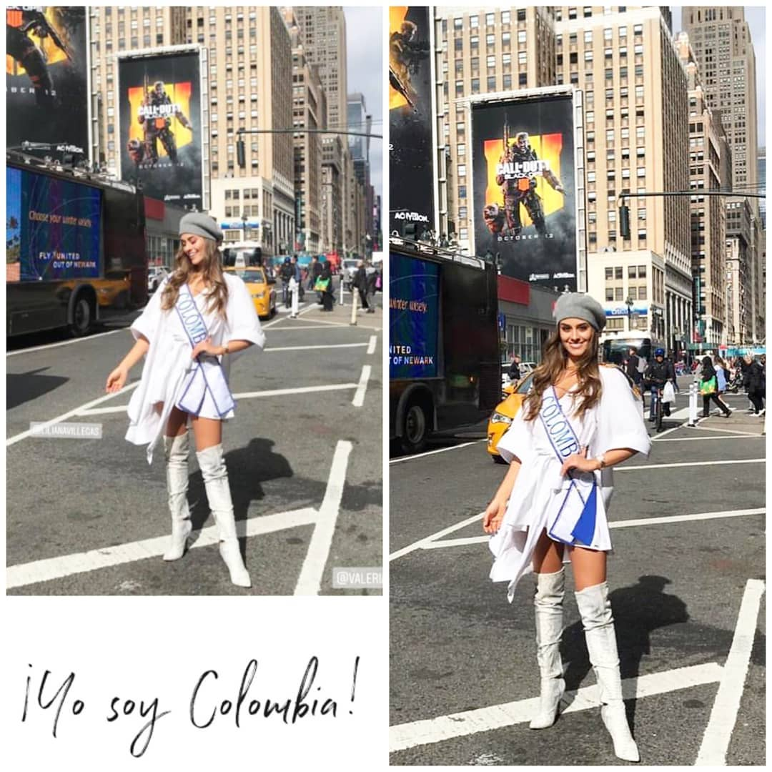 valeria morales, miss colombia universo 2018. - Página 4 42727510